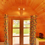 Rental - Chalet without toilet blocks - Camping LE RUPE