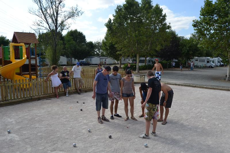 Entertainment organised Camping LE RUPE - TOULOUSE