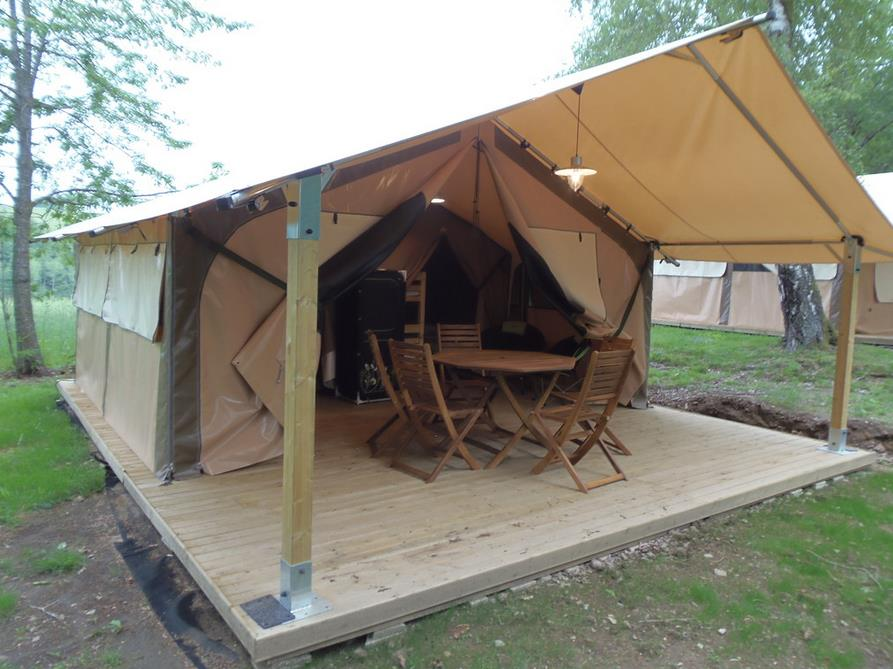 Bungalow tenda 'Luxe'