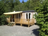 Rental - Bungalow  Evolution(2 bedrooms, maximum 4 persons) - Camping Qualité l'Eden de la Vanoise