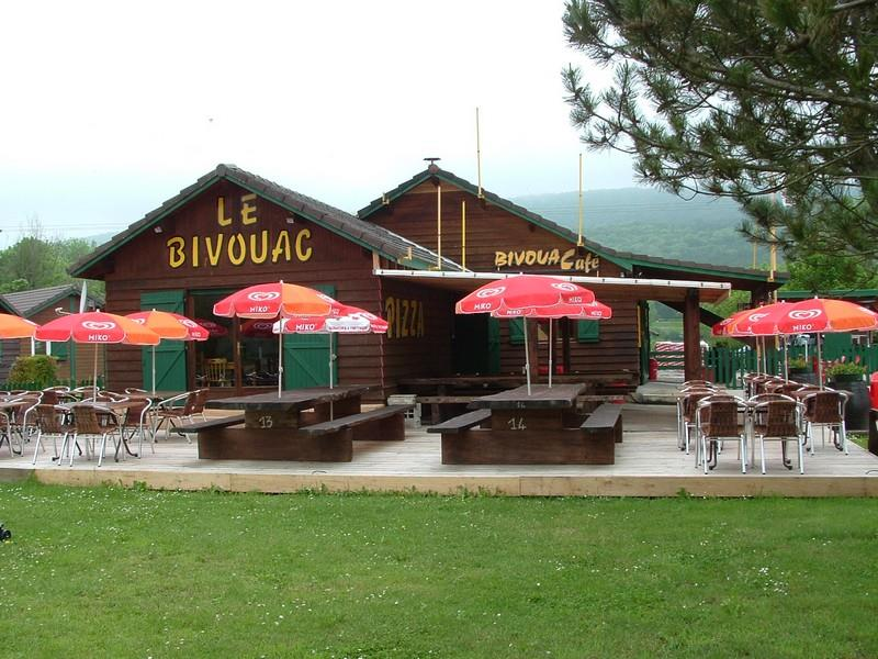 Establishment Camping Le Bivouac - Pont-Du-Navoy
