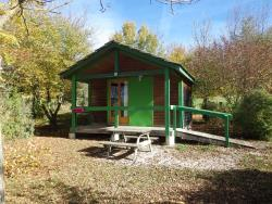 Wheelchair friendly Camping Le Plô - Séverac D'Aveyron