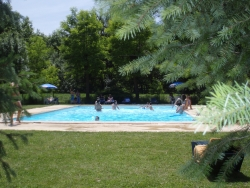 Bathing Camping Le Moulin Des Donnes - Concores