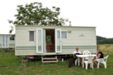 Rental - Mobile Home Conforf (5M X 3M). - Camping LES CHENES CLAIRS