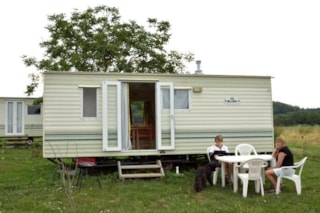 Mobile Home Conforf (5M X 3M).