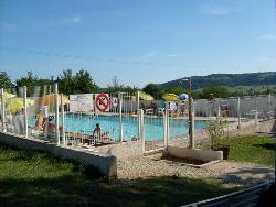 Bathing Camping Les Chenes Clairs - Condat