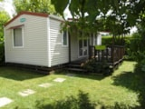Rental - Mobile-Home 30M² (2 Bedrooms) - Camping Les Ulèzes
