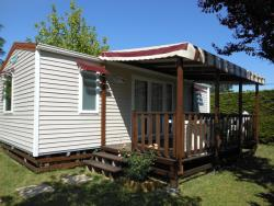 Location - Mobilhome  Premuim (2 Chambres) - Camping Les Ulèzes