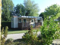 Location - Mobilhome  Premium 3 Chambres - Camping Les Ulèzes