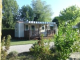 Rental - Mobile-Home 32M² (3 Bedrooms) - Camping Les Ulèzes