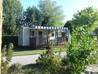 Mobile-Home 32M² (3 Bedrooms)