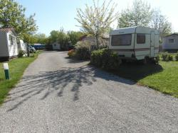 Accommodation - Caravan - Camping Les Ulèzes