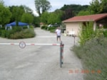 Wheelchair friendly Camping Les Ulèzes - St. Donat-Sur-L'herbasse