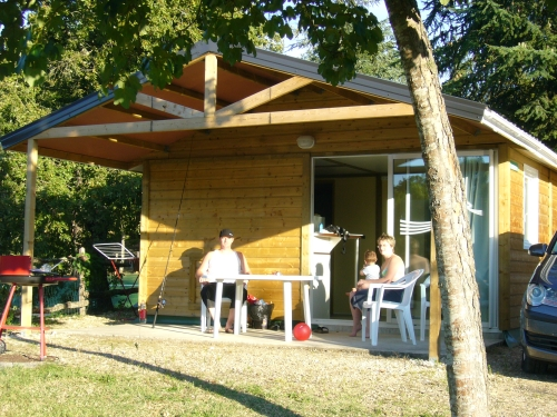 Chalet 5 personnes 2 chambres