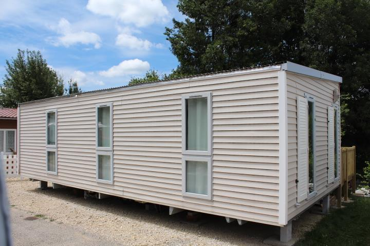 Location - Mobil Home O'hara - Camping Lac des Brenets