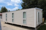 Rental - Mobile home O'Hara - Camping Lac des Brenets