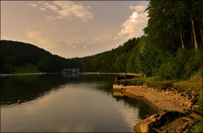 Camping Lac des Brenets