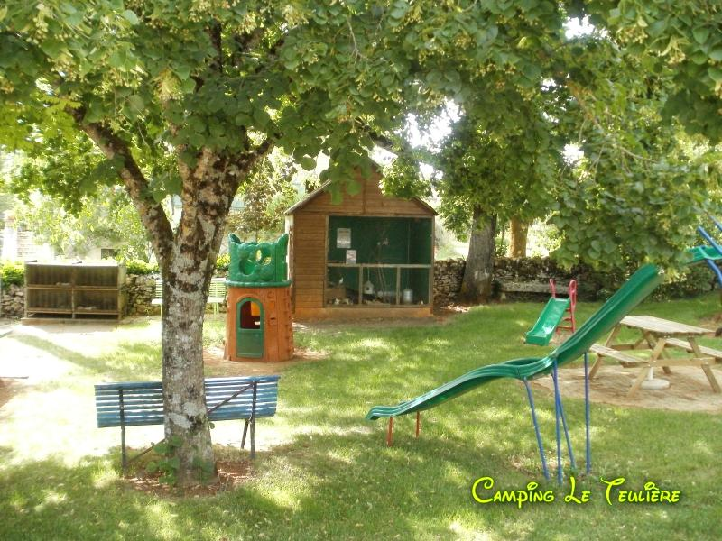 Camping Le Teuliere