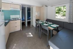 Mobile Home Campagne - 3 Bedrooms - Terrace