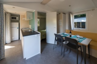 Mobile Home Campagne - 2 Bedrooms - Sheltered Terrace
