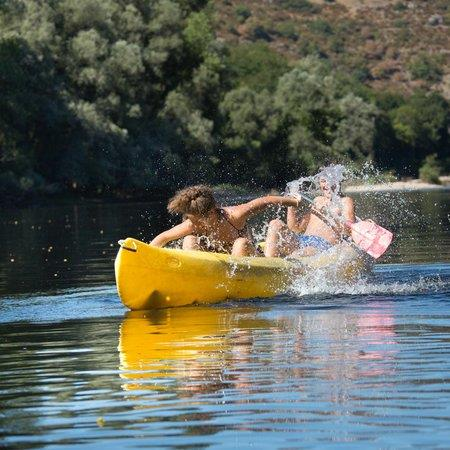 Sport activities Camping LA RIVIERE - LACAVE