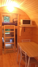 Rental - Lodge insolite without sanitary (2016) - Camping Au Mica