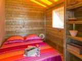 Rental - Ecolodge wood tent 2016 without WC - water - Camping Au Mica