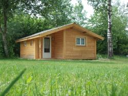 Accommodation - Wood Chalet 6P With Sanitary Facilities 28M² (2018) - Camping Au Mica