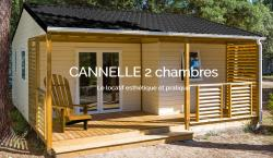 Accommodation - Chalet Cannelle 5 Pers (2018) - Camping Au Mica