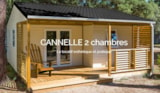Rental - Chalet Cannelle 5 pers (2018) - Camping Au Mica