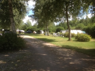 Camping Au Mica - Corcieux