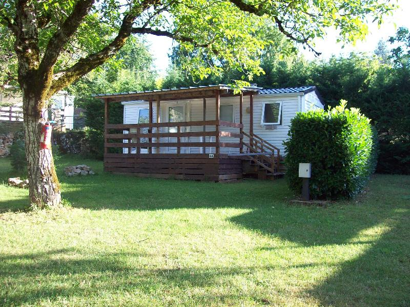 Rental - Mobile-Home - Camping LA GARRIGUE