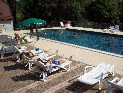 Etablissement Camping La Garrigue - Loubressac