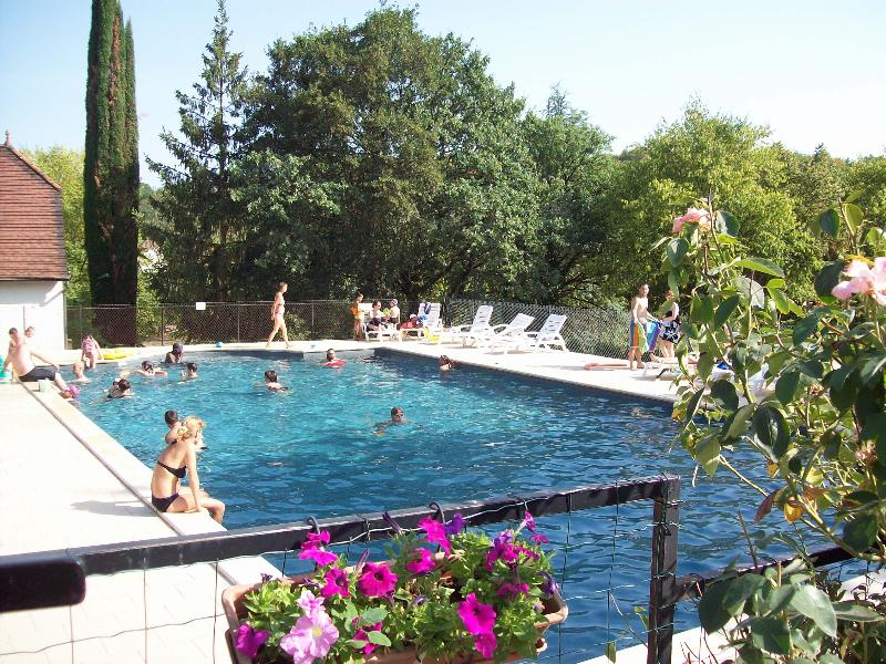 Bathing Camping La Garrigue - Loubressac
