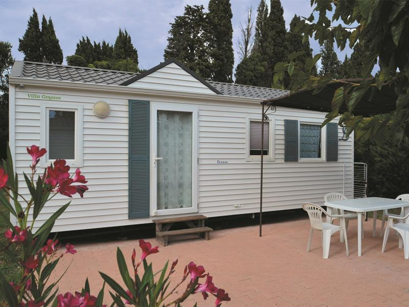 Location - Mobil Home - Camping Les Micocouliers