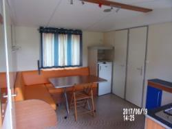 Location - Mobile Home 28M2 - CAMPING DU LAC DE REMORAY