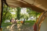 Pitch - Confort package - Camping La Plage