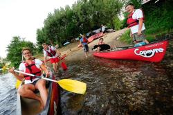 Leisure Activities Camping La Plage - Meyronne