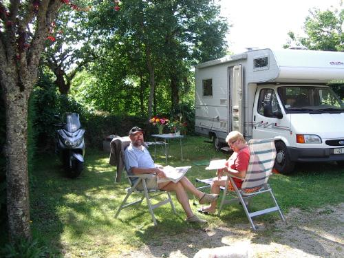 Camping du PIGEONNIER