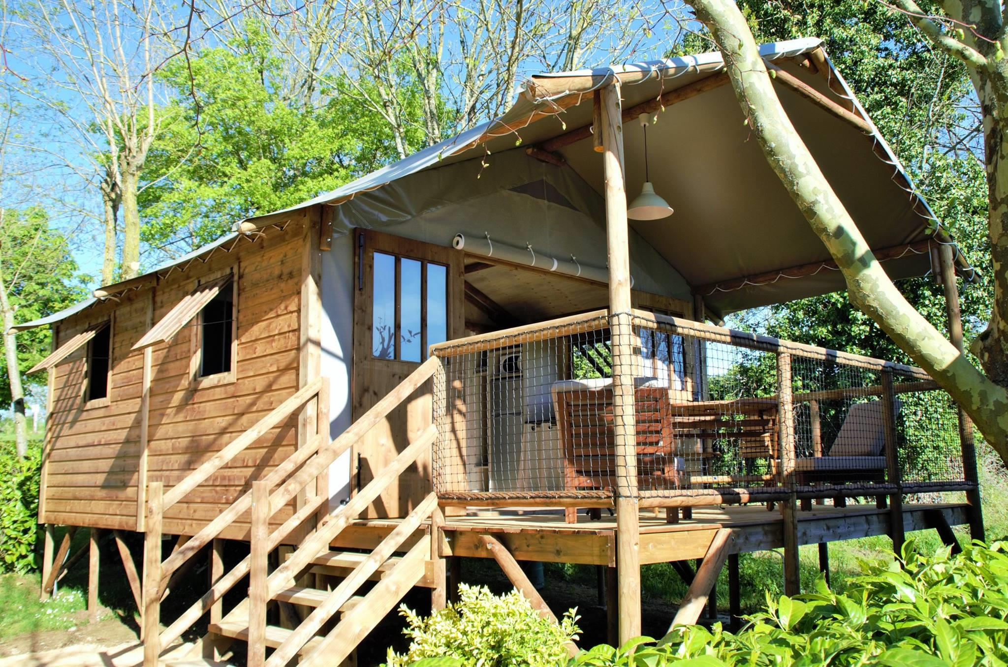 Camping le Pigeonnier, Miers, Lot