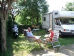Camping Le Pigeonnier - Miers