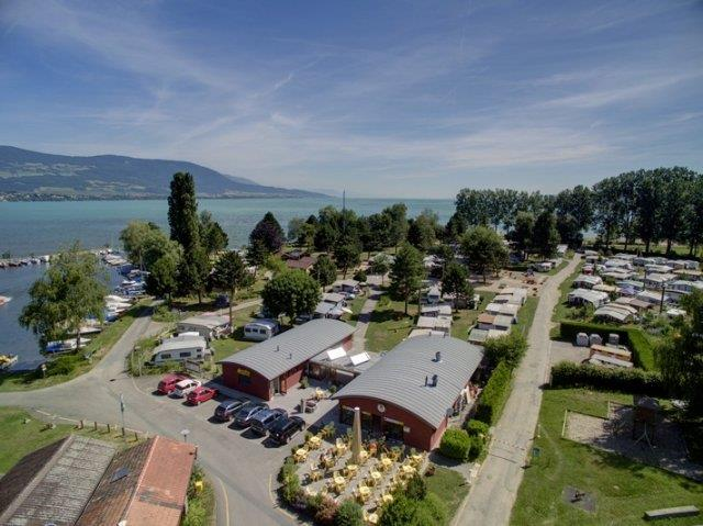 Read the reviews from camping yverdon plage for Yverdon les bain