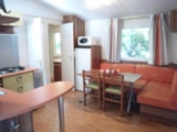 Rental - Mobile home Flamand Rose - Camping La Grange Neuve