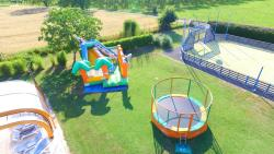 Entertainment organised Camping De La Sole - Puybrun