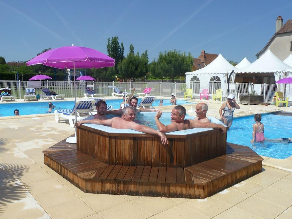 Establishment Camping De La Sole - Puybrun