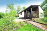 Rental - Chalet style Relax 35 m² - Domaine Papillon