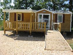 Wheelchair friendly Camping Padimadour **** À Rocamadour - Rocamadour