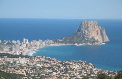 camping holidays Costa Blanca in Spain