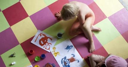 Activities for children aged 0-6 - Naturist campsite Bélézy South of France