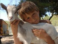 Educational farm - Naturiste campsite Belezy, Provence